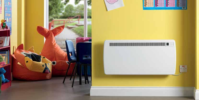 A Glen Dimplex Heating & Ventilation Brand LST The Dimplex L range has been specifically