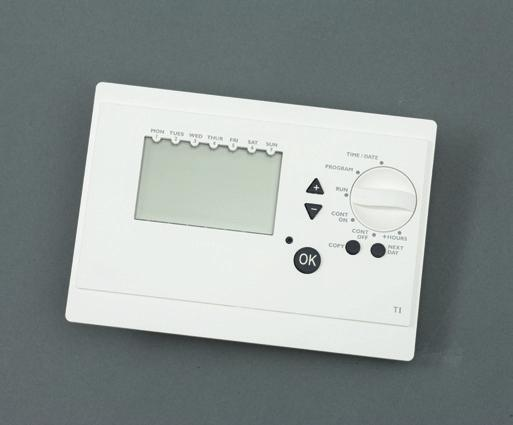 Heating Solutions Logic Controls Programmable Thermostats and Timers Here at Ideal we believe that
