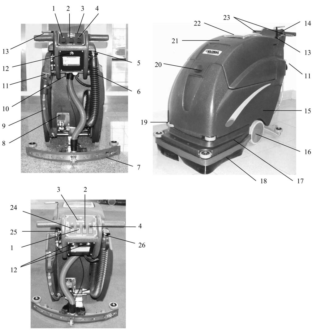 Owner S Manual Important Read Carefully Please Fill Carpet Extractor Diagram And Parts List For Bissell Wetcarpetcleaner Vacuum On Off Switch 2 Brush