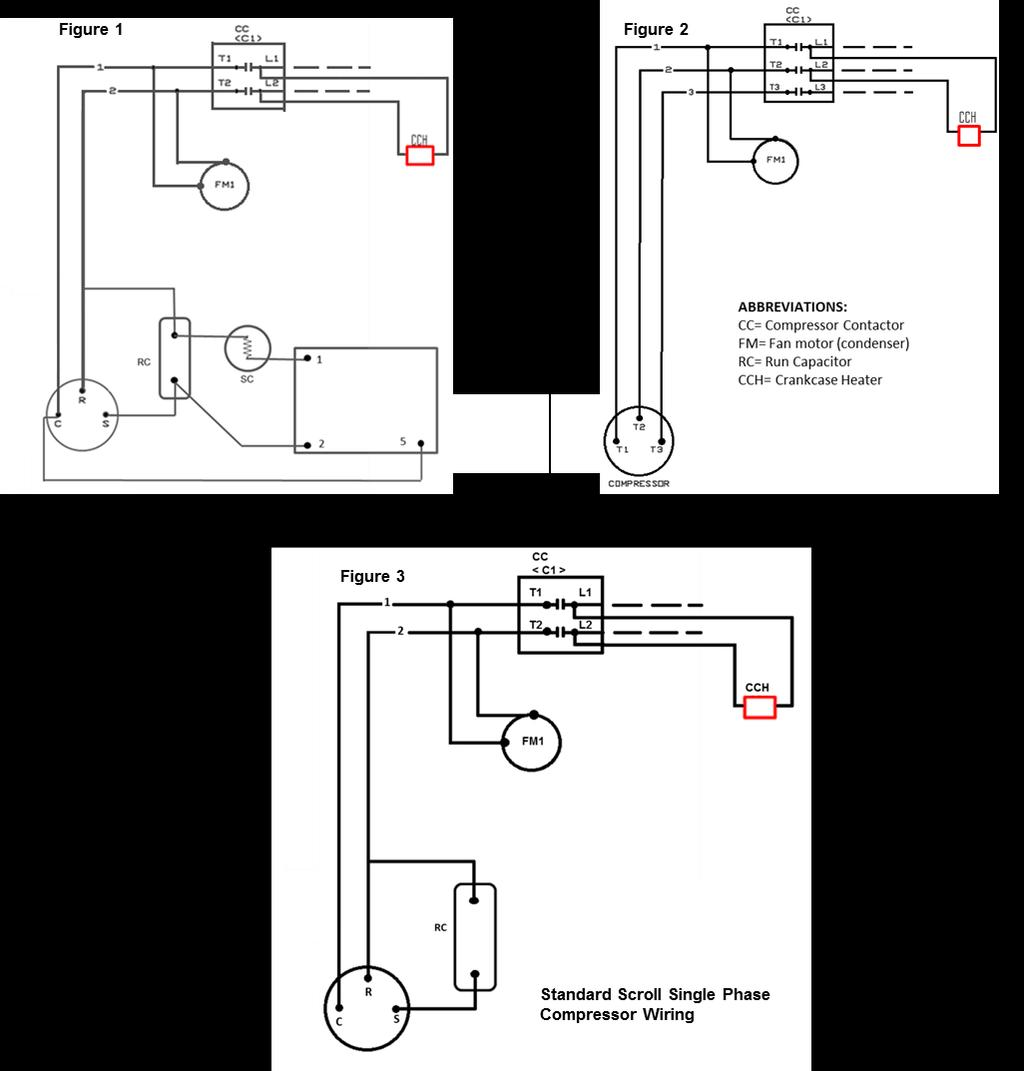 No 9 16 Date 2 11 Emerson Climate Technologies Wholesalers Kmd 240 Split Coil Wiring Diagram Single Phase Compressor With