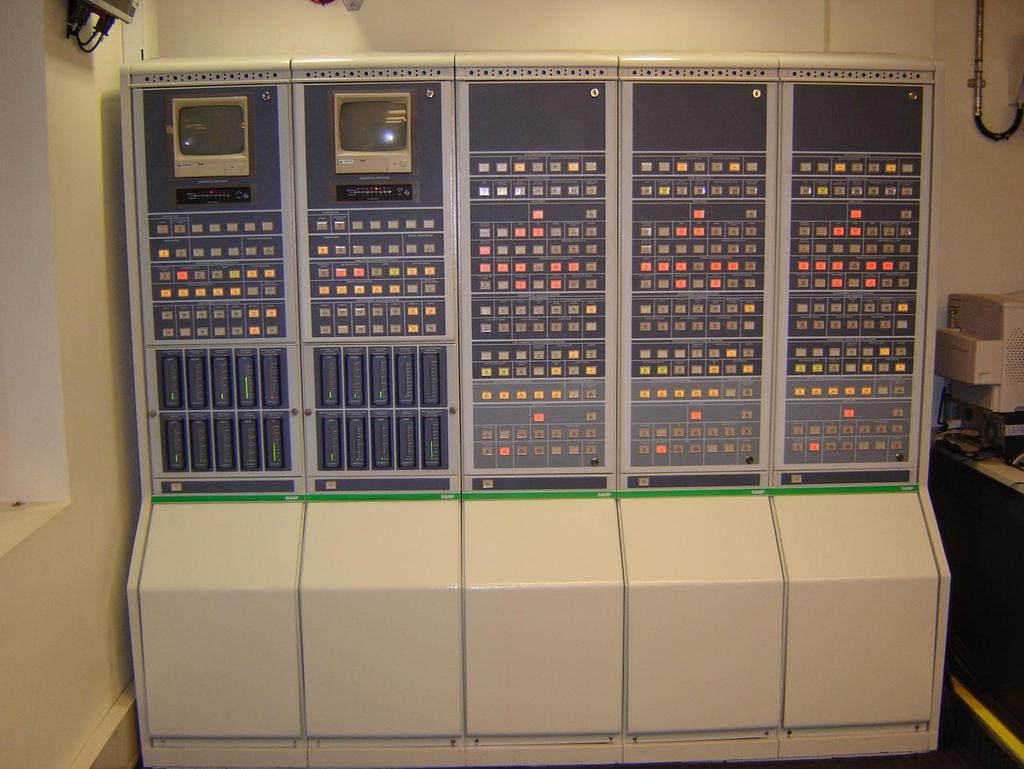 The Opal Reactor S Ic Systems Pdf Electrical Control Panel Design Basics O Oem Panels 23 Safety Wall