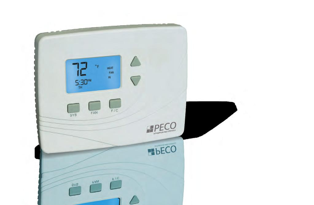 PECO INC  INNOVATIVE EXPERIENCED RESPONSIVE TEMPERATURE