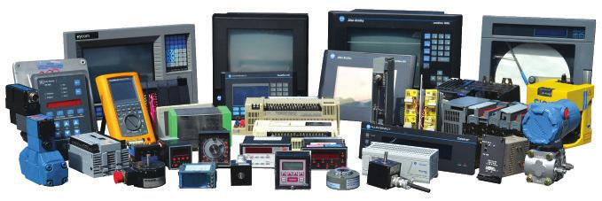 We Service All Industrial Electronics, Motors, Hydraulics & Pneumatics AC & DC Drives AC & DC Motors Amplifiers Chart Recorders