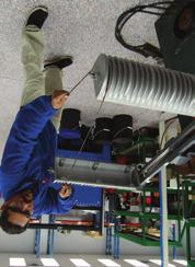 All motors undergo an extensive evaluation prior to any work beginning.