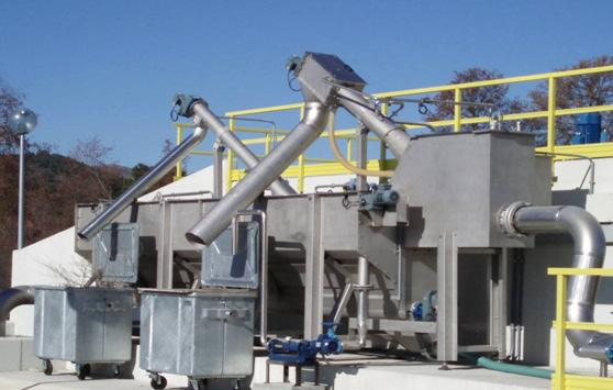 Packaged Solutions Combined treatment systems, including screening, grit removal, fat, oil and grease (FOG), instrumentation and control panels, allow them to be used successfully in small waste