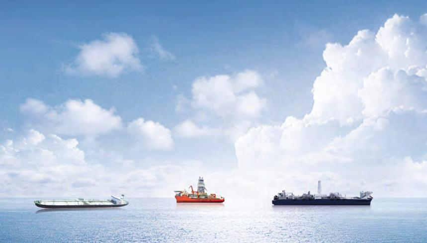 Industry Landscape Great Transformation Into Offshore The market scale of the global offshore equipment industry exceeded US$150 billion in 2012 and is projected to continue strong annual average