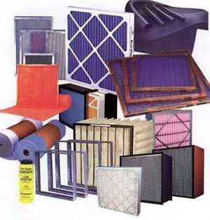 Low-Cost Energy Savers HVAC Air Filters Replace air filters regularly Plugged filters require more
