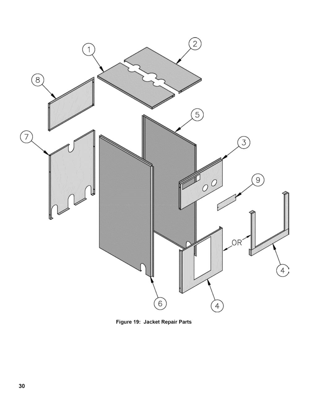 Installation Operating And Service Instructions Fr Rmseries Honeywell L7224 Wiring Diagram Figure 19