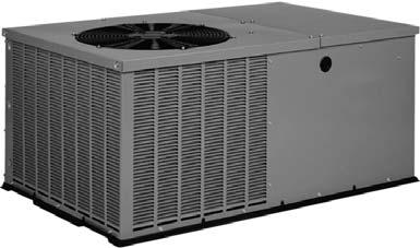 13 SEER, R 410A PACKAGE AIR CONDITIONER FOR MANUFACTURED HOUSING, RESIDENTIAL, AND LIGHT COMMERCIAL APPLICATIONS 2 5 TONS Single Phase, 208/230 V, 60 Hz BUILT TO LAST, EASY TO INSTALL AND SERVICE