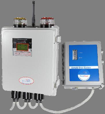 ENGINEERED PRODUCTS & SOLUTIONS ZoneProtector Multipoint Gas Detection Many traditional small gas detection systems consist of several gas detectors, an alarm/readout controller and annunciators.