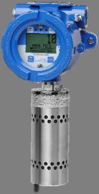 GAS & FLAME DETECTORS SenSmart 1300M/3300M/6300M Intelligent infrared 4-20mA combustible gas detector The microprocessor based intelligent