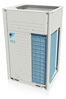 RYYQ-T Replaces RXYQ-P9 / RXYHQ-P9 / RXYRQ-P9 / RXHQ-P Heat Pump VRV IV 3 revolutionary features: Variable Refrigerant Temperature VRV Customise your VRV for best Seasonal Efficiency and comfort: >