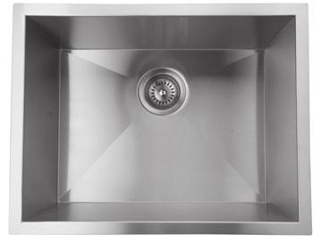 E Stainless Steel Sinks - Handmade Series Our Handmade Series stainless