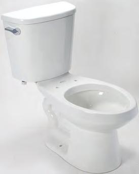 Proud Sponsor Of Earn Money For Your Local Apartment Toilets SEASONS SEABROOK TOILET Ideal For Properties Looking For A Toilet With An Extra Large Footprint - Delivers A Powerful Flush, Comparable To