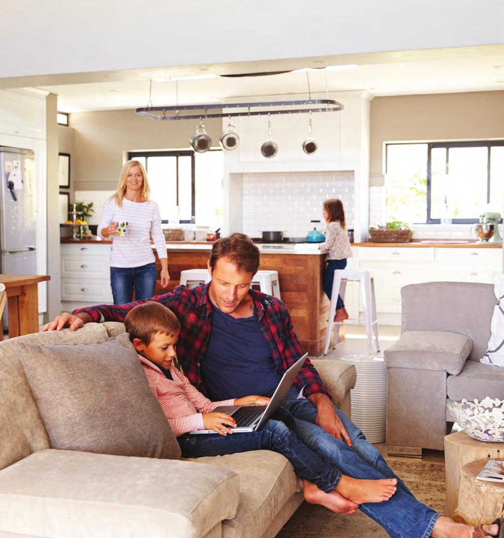Come Home to Year-Round Comfort A ductless heat pump can be a wonderful addition to many homes.