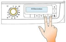 3 ENV 06 ENV06 EWM11xx EWM21xx EWM25xx/35xx 3.1 Access to the diagnostic cycle 3.1.1 All version 1. Switch off the appliance. 2.