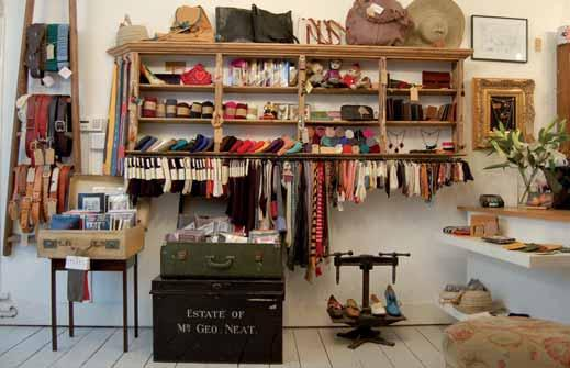 28 Visual merchandising of small retail outlets Smaller independent shops may enlist the help of a self-employed visual merchandiser to help promote their merchandise.