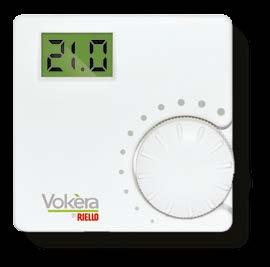 It s ideal for the Vision C boiler, as the user can conveniently adjust their heating temperature without interfering with any programmed heating timings that