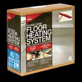 240 953 144 Standard Electric Floor Warming Mat