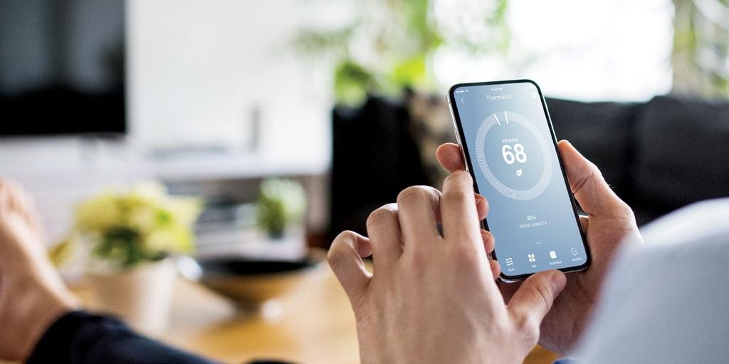 WI-FI ENABLED THERMOSTAT $75 REBATE With Redding s weather conditions, heating and cooling can make up a significant portion of your energy bill.