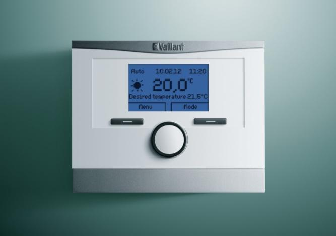 The System range Installing Vaillant system solutions has never been so easy.