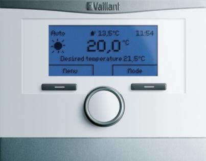 Designed to work harmoni ously with all current Vaillant equipment, the VRC 700 effortlessly ensures your appliances are working to their peak performance, always maintaining optimum efficiency.
